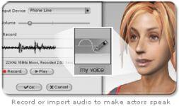Reallusion iClone (โปรแกรม Reallusion iClone สร้าง ออกแบบตัวละคร อนิเมชั่น 3 มิติ) :