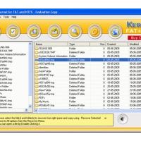 Kernel for NTFS - Data Recovery Software
