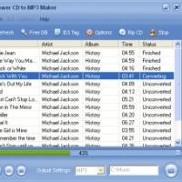 Power CD to MP3 Maker