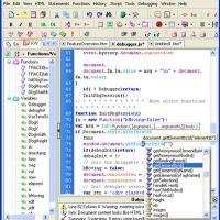 Free JavaScript Editor (โปรแกรม เกิดมาเพื่อแก้ไข JavaScript)