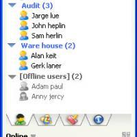 Outlook LAN Messenger (โปรแกรม สำหรับ การติดต่อ สื่อสาร ภายในเครือข่าย ออฟฟิศ)