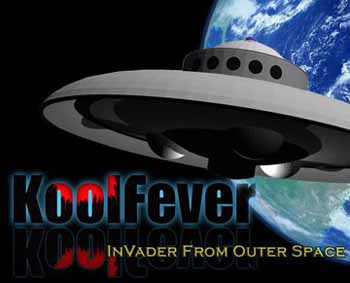 Kool Fever - Invader form outer space (คูลฟีเวอร์ - ผู้รุกรานจากต่างดาว !)