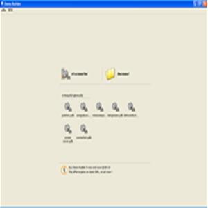 Demo Builder (โปรแกรม สร้างตัวอย่างโปรแกรม เป็น Flash)