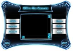 Mp3 to Wav converter