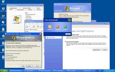 Microsoft Windows Server 2003 - XP Conversion Pack