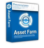 โปรแกรม จัดการดูแล Computer ภายในองค์กร Asset Farm