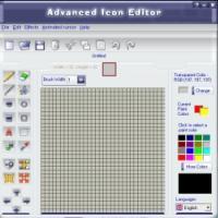 Advanced Icon Editor
