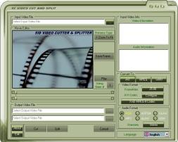 โปรแกรมตัดต่อวีดีโอ Video Cut and Split