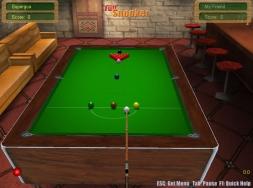 3D Online Snooker
