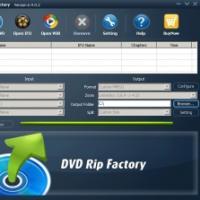 DVD Rip Factory