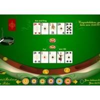 Omega Caribbean Poker (เกมส์โป๊กเกอร์)