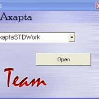 Open Program Axapta 3.0
