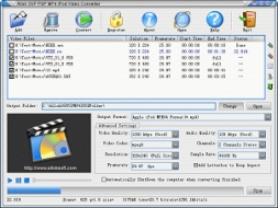 Allok 3GP PSP MP4 iPod Video Converter