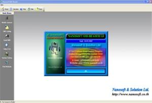 Nanosoft SMS Reader ( โปรแกรม แสดงผล SMS )