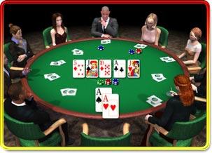 เกมส์ไพ่ Online Everest Poker