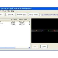 Swf to 3GP Converter