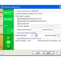 Atomic ZIP Password Recovery