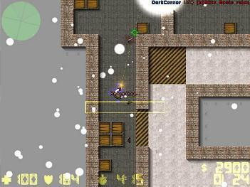 2D Counter-Strike
