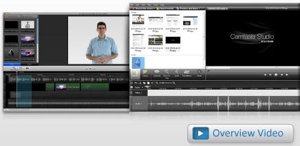 โปรแกรมทำวีดีโอ Camtasia Studio