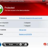 Trend Micro Titanium Internet Security (โปรแกรมสแกนไวรัส แอนตี้ไวรัส ป้องกันไวรัส แบบสูงสุด)