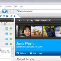 Flock (โปรแกรม Web Browser)