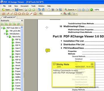 โปรแกรม PDF-XChange Viewer