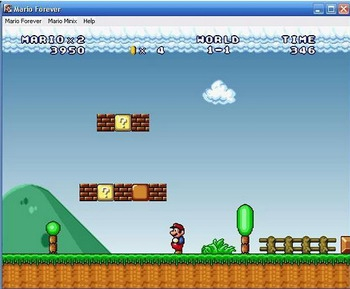 New Super Mario Forever 2015 :