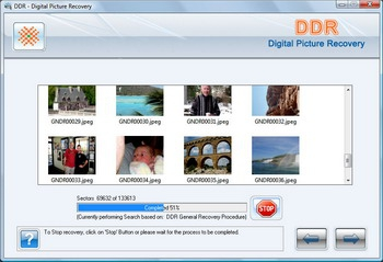 Rescue Digital Camera Pictures (กูไฟล์รูปภาพคืนจากกล้องดิจิตอล)