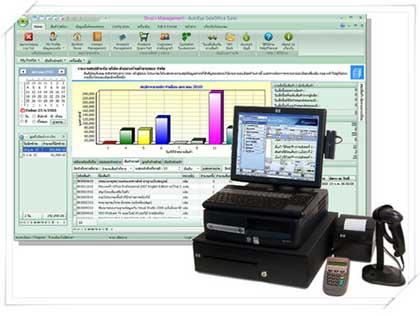 AutoEye SaleOffice (โปรแกรม งานขายและสต๊อก สำหรับร้านค้า หรือ บริษัท)