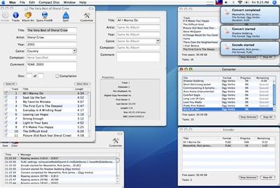 Max (โปรแกรม Max แปลงไฟล์เพลง บนเครื่อง Mac ฟรี) :