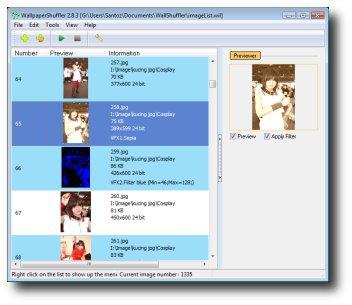 Vistanita Wallpaper Shuffler (โปรแกรม เปลี่ยน Wallpaper บน Desktop อัตโนมัติ)