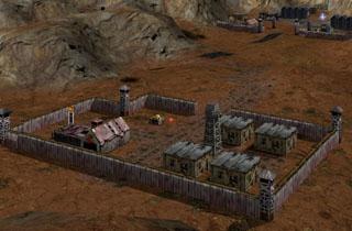เกมส์วางแผนการรบ Warzone 2100