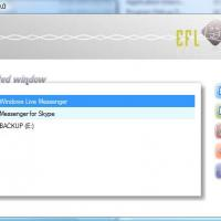 EFL Hider (โปรแกรม ซ่อนหน้าต่าง แบบไร้ร่องรอย)