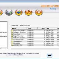 NTFS Recovery (โปรแกรม กู้ข้อมูลไฟล์ ที่หายไป เกิดจากการจงใจ หรือ อุบัติเหตุ)