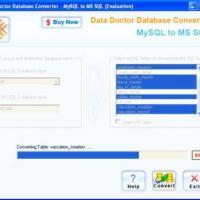 MySQL To Microsoft SQL (โปรแกรม แปลงไฟล์ ฐานข้อมูลจาก MySQL เป็น MS SQL)