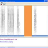 SysNet Logging (โปรแกรม บันทึก Log การใช้งาน Internet)