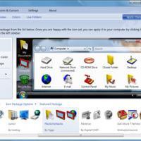 IconPackager (โปรแกรม เปลี่ยน รูปแบบไอคอน บนคอมพิวเตอร์)