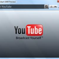 Sprink – The Internet Media Player (โปรแกรม ช่วยดูวีดีโอบน เว็บ Youtube.com)