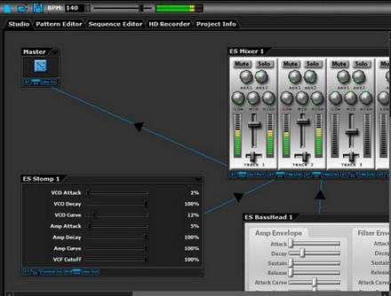 โปรแกรมทำเพลง DarkWave Studio