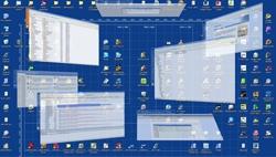 T3Desk (โปรแกรม T3Desk เปลี่ยนหน้าจอ Desktop เป็น 3 มิติ) :