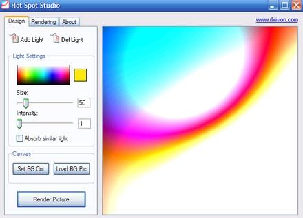 Hot Spot Studio (โปรแกรม สร้าง และ ตกแต่ง รูปภาพ แบบอาร์ตๆ แจกฟรี)