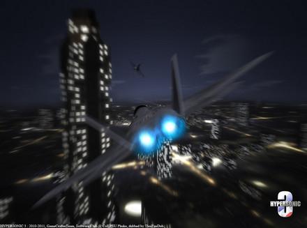 HYPERSONIC 3 (เกมฝูงบินระห่ำฟ้า ภาค 3 ขับเครื่องบิน F-16 ของกองทัพอากาศไทย)
