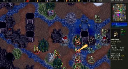 เกมส์สงคราม The Battle for Wesnoth