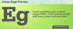 Adobe Edge (เครื่องมือ สร้างภาพเคลื่อนไหวด้วย HTML5 CSS3 และ JavaScript)