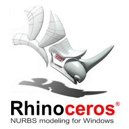 Rhinoceros (โปรแกรม ออกแบบ CAD 3D ประสิทธิภาพสูง)