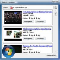 DamnVid Portable (โปรแกรม ดาวน์โหลด พร้อมแปลงไฟล์ วีดิโอคคลิป มาลงเครื่อง)