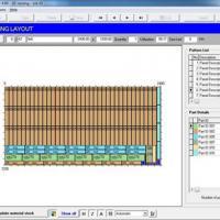 Nesting Optimizer (โปรแกรม ช่วยคำนวณ การตัดชิ้นงาน 1 มิติ (ความยาว) และ 2 มิติ (สี่เหลี่ยม))