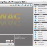WAC E-Learning Class (สื่อการเรียนการสอน แบบ Multimedia สำหรับห้อง Lab)