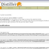 Registry Distiller (โปรแกรม เคลียร์ รีจิสตรี้ ล้างเครื่อง ของเครื่องคอมพิวเตอร์ แจกฟรี)