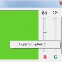 HTML Color Portable (โปรแกรม เลือกสี สำหรับคนทำเว็บ แจกฟรี)